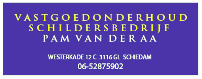 Wij zijn gespecialiseerd in houtrot reparatie in Schiedam